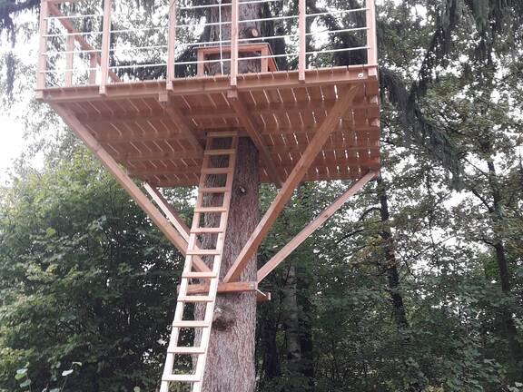 Vyhlídková plošina (terasa)