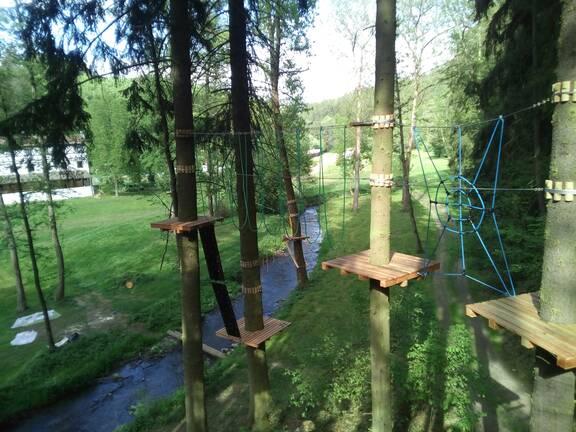 Vysoký lanový park